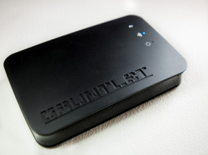 Patriot Gauntlet Wireless Hard Drive